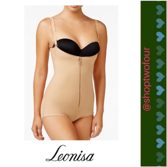 8b415e838ff Shapewear Firm Tummy Control Power Slim Bodysuit